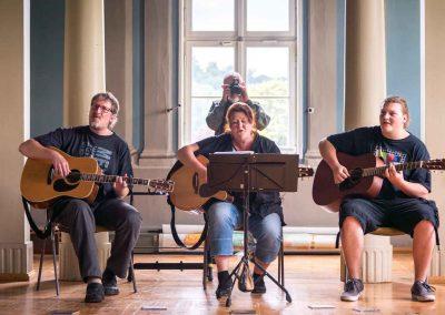 Musik in der Schachtrupp-Villa