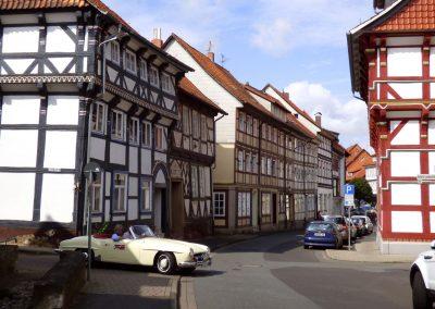Historischer Stadteingang