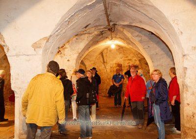 Gewölbekeller des Alten Rathauses