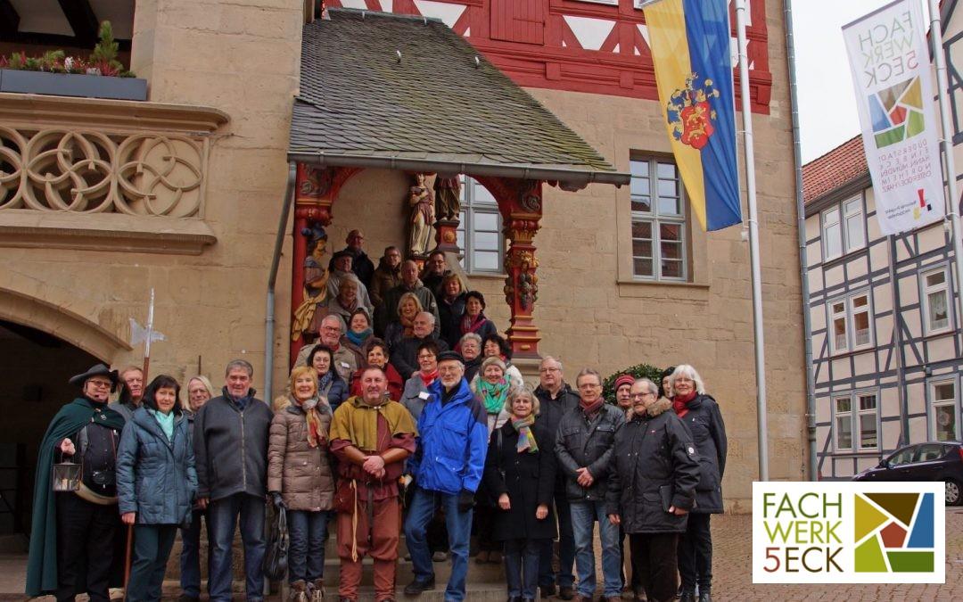 Gästeführung für Gästeführer durch Duderstadt