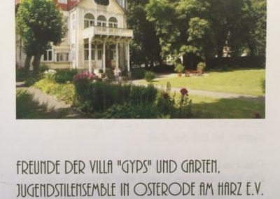 Förderverein der Villa Gyps