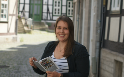Reiseführer und Erlebniskarte für das Fachwerk5Eck
