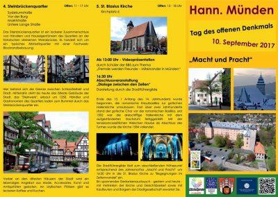 Programm in Hann Münden