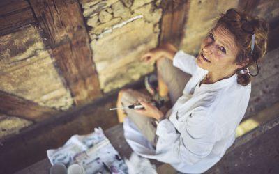 Schatzsucherin – Restauratorin Anja Stadler erzählt ihre Geschichte