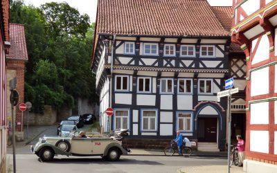 Vom Keller bis ins Dach – Fachleute besuchen Fachwerkhäuser