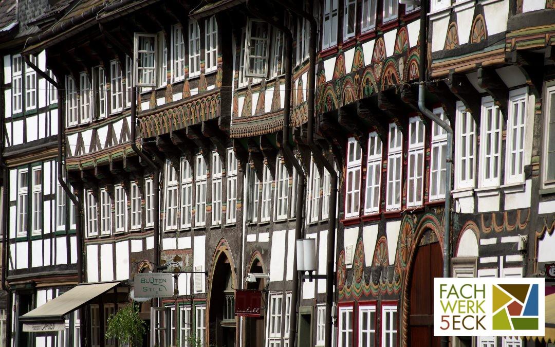 Vortrag zur Fachwerkarchitektur in Einbeck