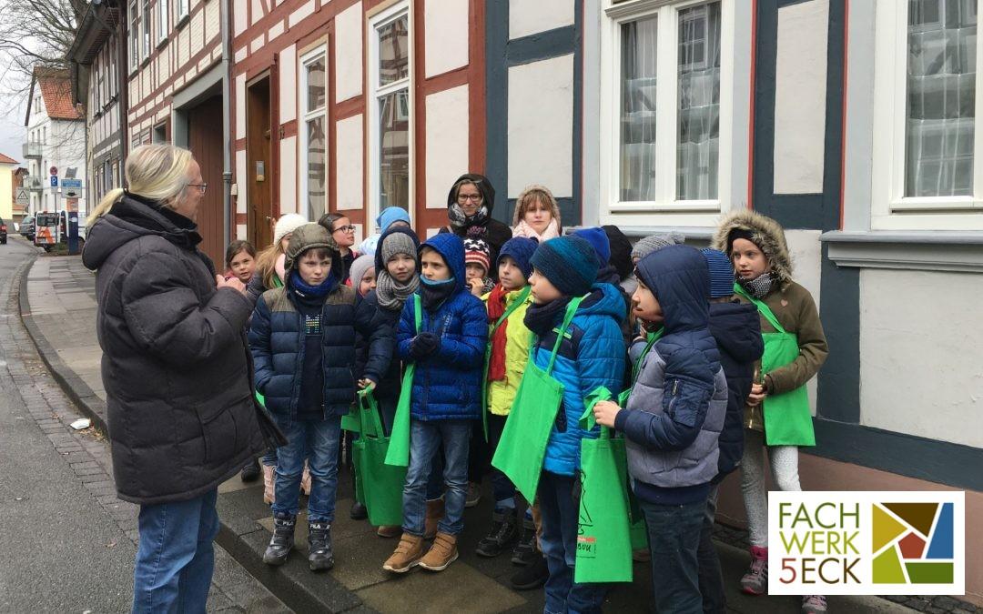 Fachwerk allumfassend in Duderstadt