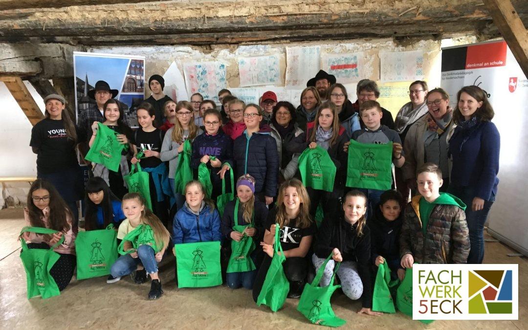 Fachwerk-Schulprojekt in Einbeck