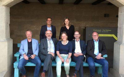Fünf Bürgermeister arbeiten stetig an der Weiterentwicklung in Südniedersachsen