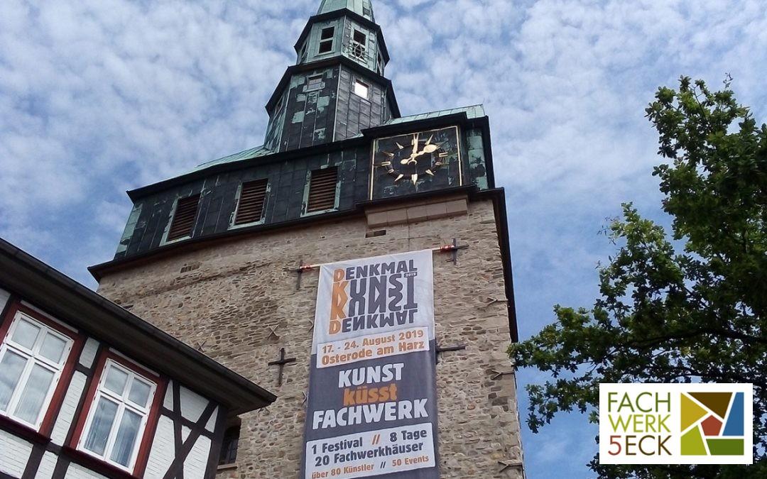 Denkmalkunst-Festival in Osterode