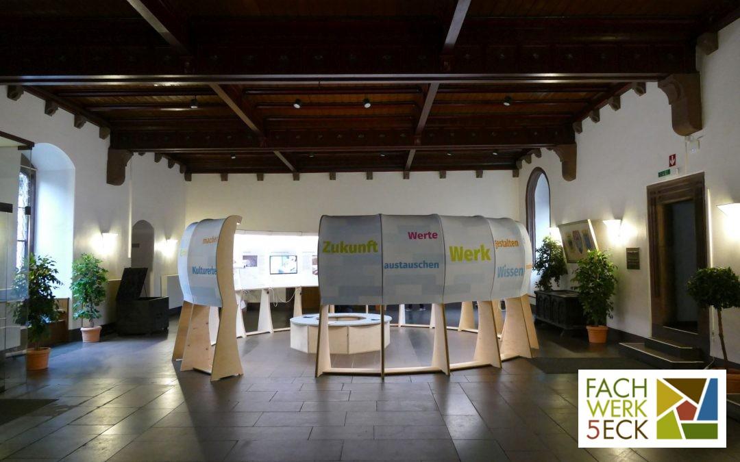 """Wanderausstellung """"Handwerkswissen: Kulturerbe mit Zukunft"""""""