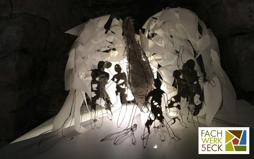 Impressionen vom Denkmalkunst-Festival in Hann. Münden