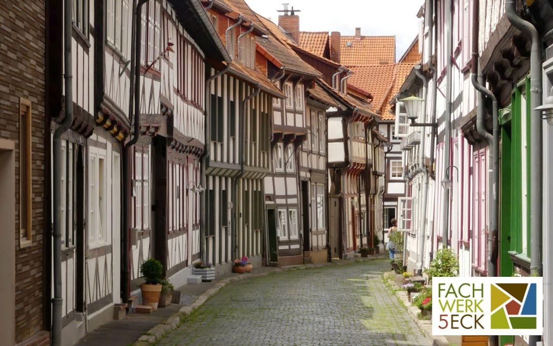 Vortrag zur Fachwerkarchitektur in Northeim