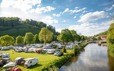 Campingplätze wieder geöffnet