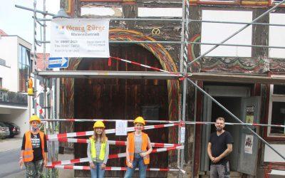 Denkmalpaten in Einbeck