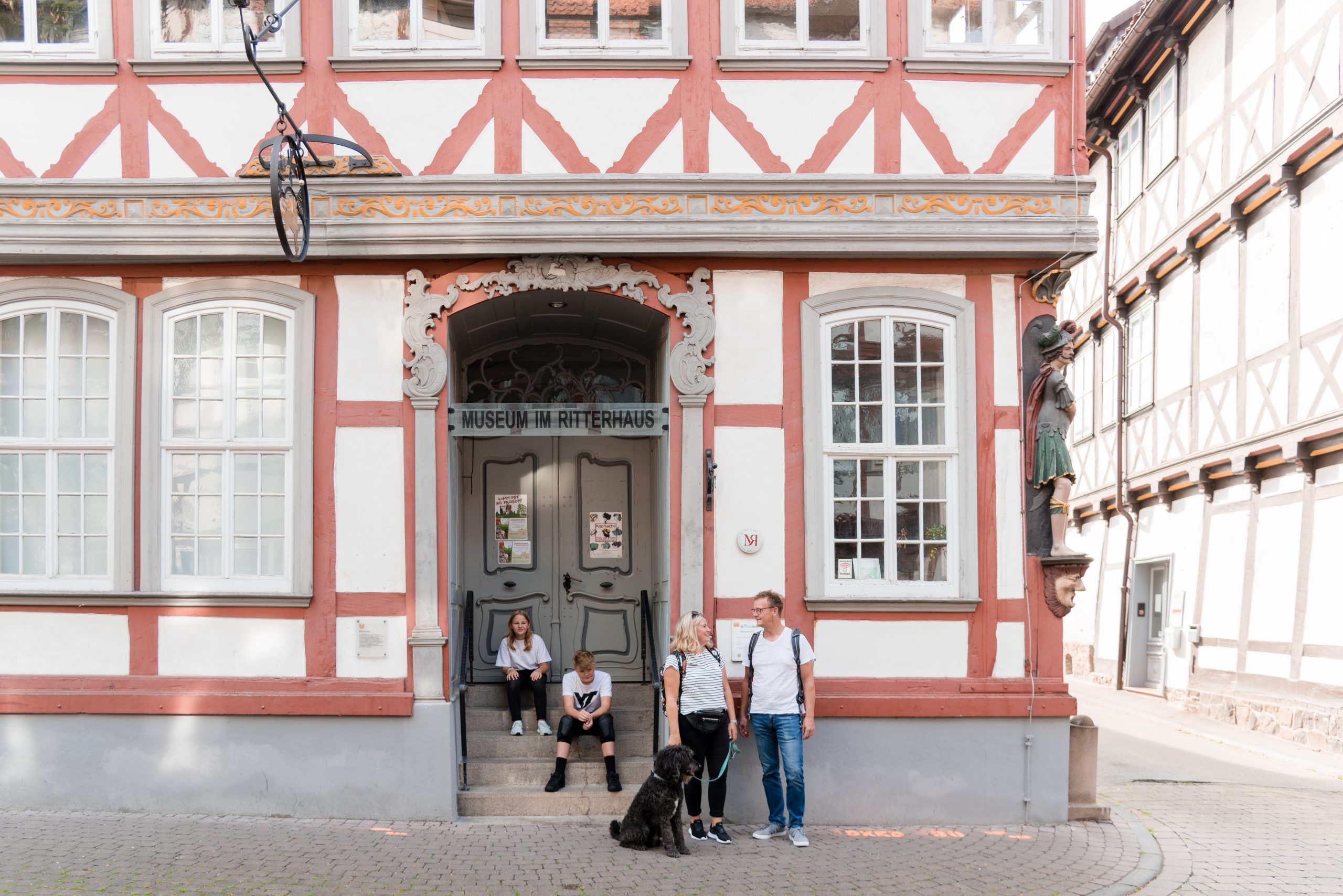 Museum im Ritterhaus in Osterode am Harz