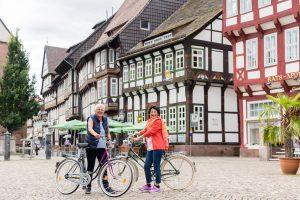 Radfahren in Einbeck