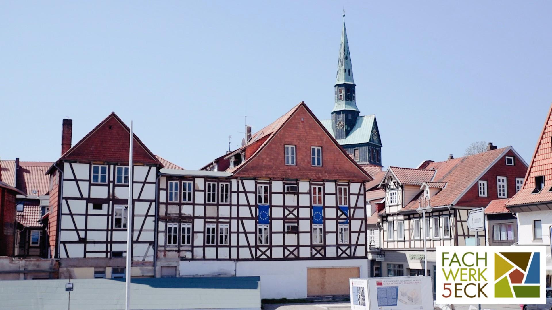 Das Johannistorhaus in Osterode am Harz