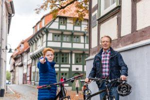 Radfahren in Northeim