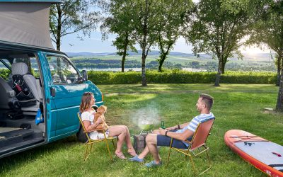 Geheimtipp Camping in Südniedersachsen
