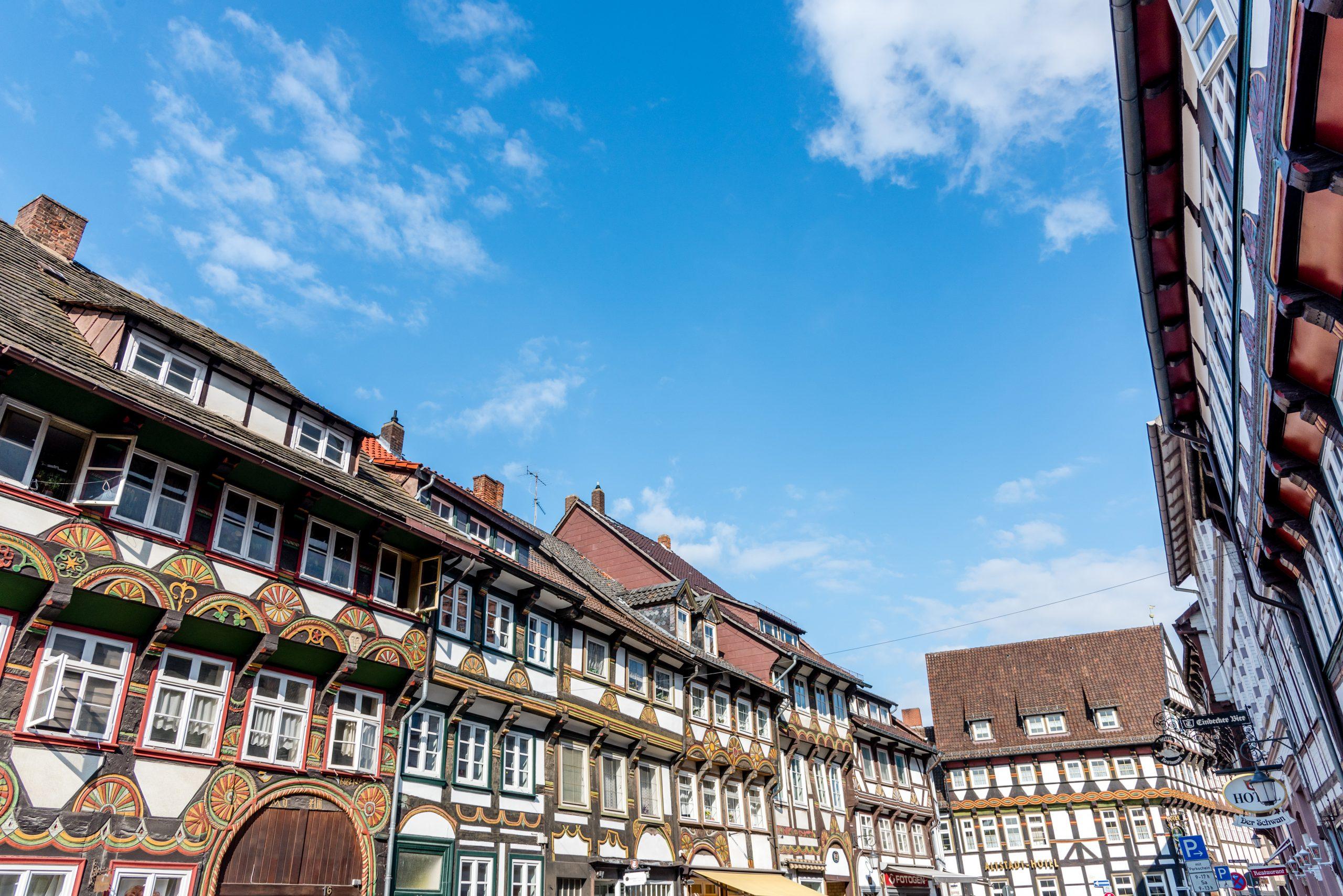 Baukunst in Einbeck