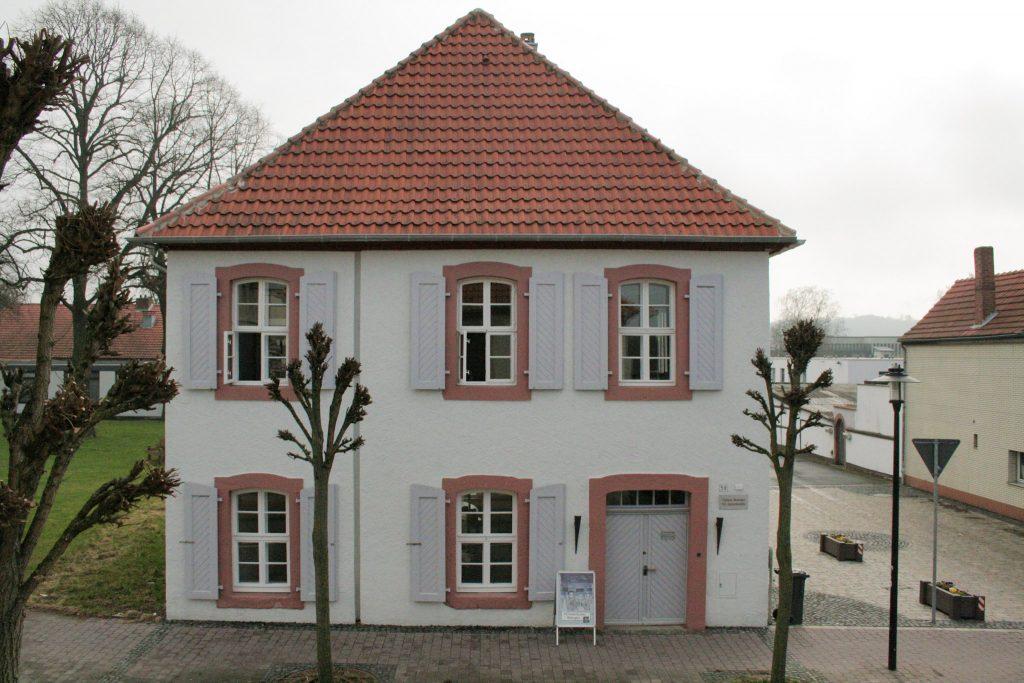 KZ-Gedenkstätte Moringen Torhaus