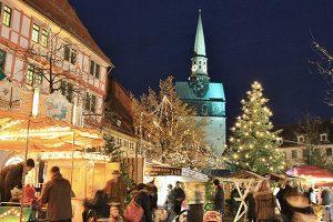 Weihnachtsmarkt in Osterode