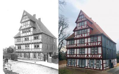Sanierungsbeispiel in Duderstadt