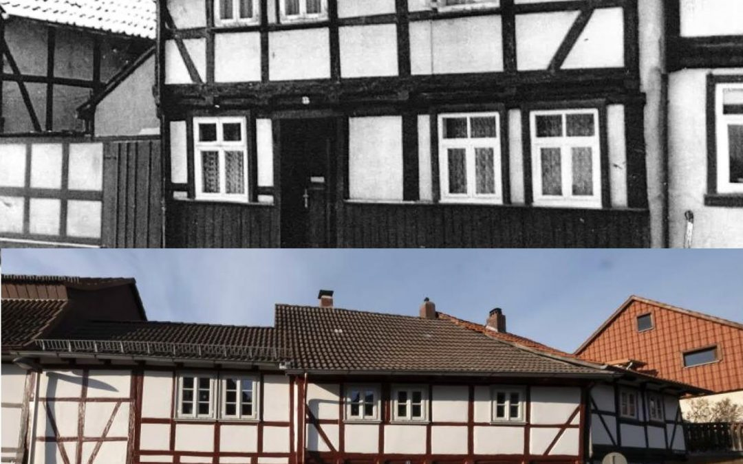 Sanierungsbeispiel in Einbeck