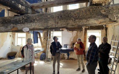 Austausch mit dem Baukulturdienst Weser-Leine
